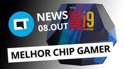 9ª Geração de processadores Intel; Samsung Chromebook Plus no Brasil [CT News]