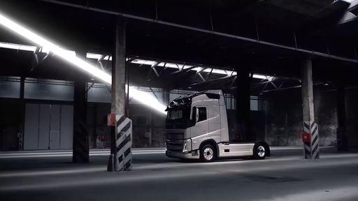 Volvo usa realidade estendida para apresentar nova linha de caminhões
