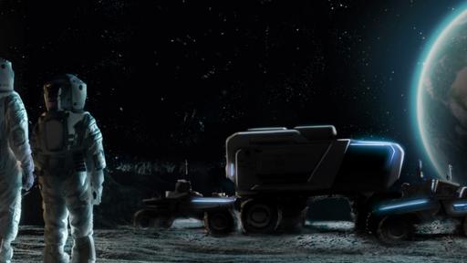 Lockheed Martin e GM fecham parceria para construir veículo lunar autônomo