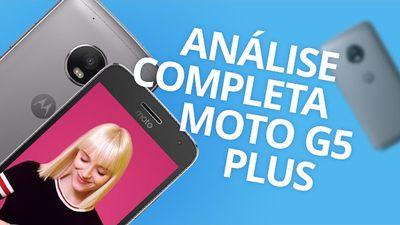 Motorola Moto G5 Plus (2017) - Análise Completa/Review