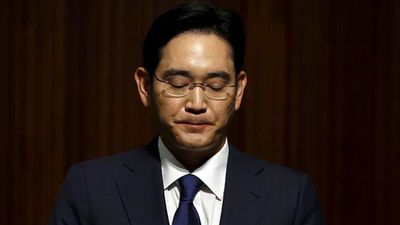 Chefe da Samsung é preso na Coreia do Sul por corrupção