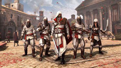 A verdadeira história da franquia Assassin's Creed