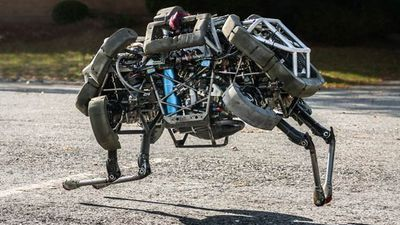 Alphabet vende Boston Dynamics para a Softbank