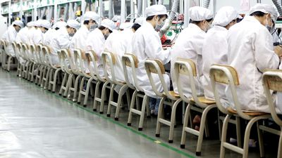 O que está por trás dos suicídios nas fábricas do iPhone?