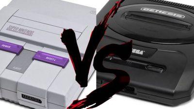 Livro sobre a rivalidade entre Sega e Nintendo nos anos 1990 vai virar série