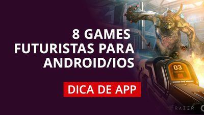 Games futuristas com lasers, naves espaciais e muito Sci-Fi #DicaDeApp