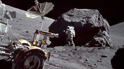 Trump assina ordem para a Nasa preparar nova missão tripulada à Lua