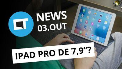 Vazamentos do Pixel, novos iPads, privacidade no Facebook e Whatsapp [CTNews]