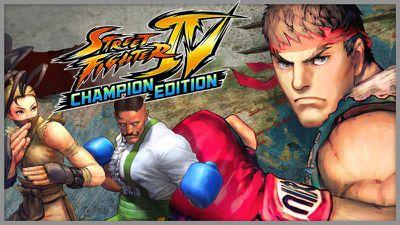 Street Fighter IV – Champion Edition chega ao Android neste mês