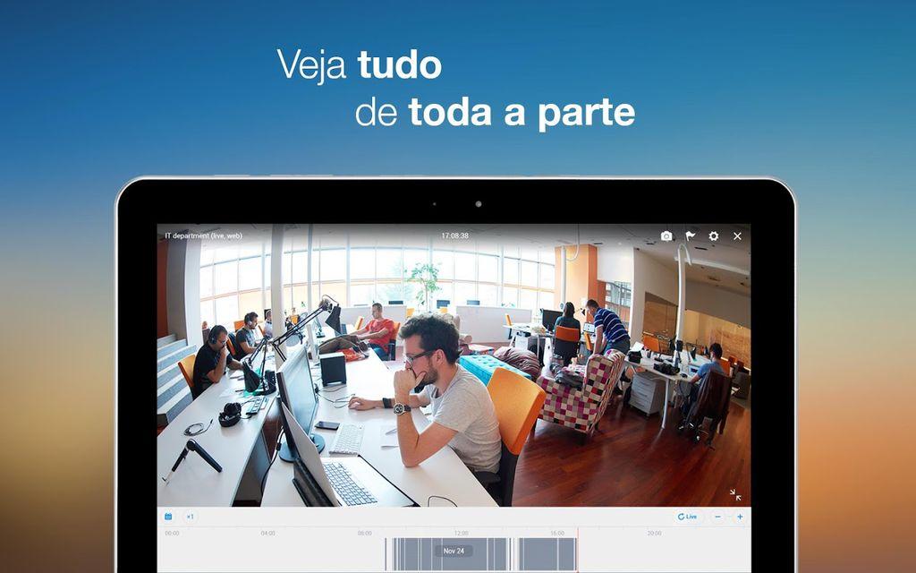 Apps monitoramento remoto
