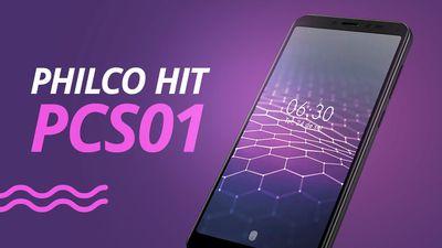 Philco Hit PCS01, o primeiro smartphone da empresa que é cheio de acertos