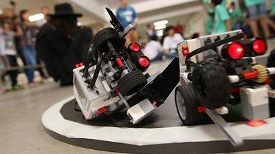 Brasil é sede do 4º torneio internacional de robótica
