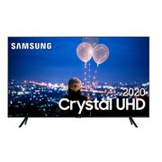 "Samsung Smart TV 50"" Crystal UHD 50TU8000 4K, Wi-fi, Borda Infinita, Alexa built in, Controle Único, Visual Livre de Cabos, Modo Ambiente Foto e Processador Crystal 4K [CUPOM]"
