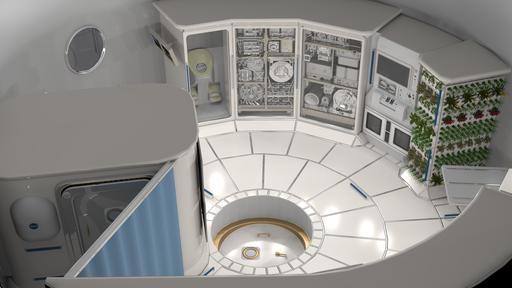 Na Terra, NASA construirá protótipos em tamanho real de habitações espaciais
