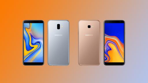 No Brasil, novos Galaxy J4+ e J6+ custam R$ 1.099 e R$ 1.399