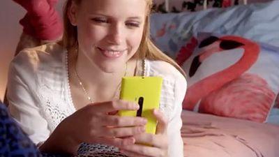[Vídeo]: Aparelho misterioso aparece em comercial do Nokia Lumia 920