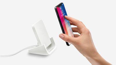Logitech lança base de carregamento sem fio para iPhones 8, 8 Plus e X