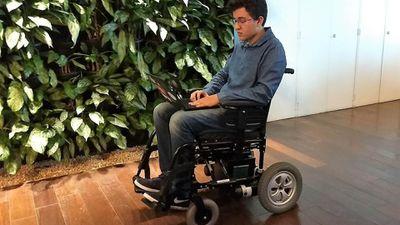 Microsoft usa inteligência artificial para dar mais autonomia a cadeirantes