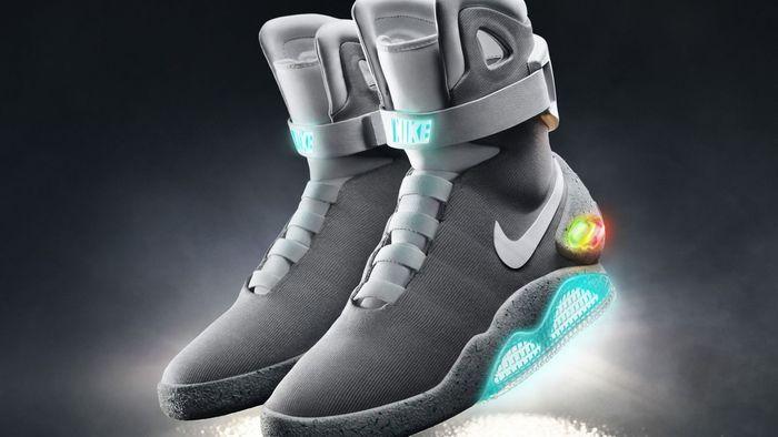 Nike promete lançar tênis de De Volta para o Futuro em 2019 46b9a087b2fe6