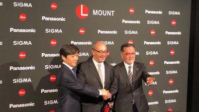 Panasonic, Sigma e Leica se juntam para criar a L-Mount Alliance