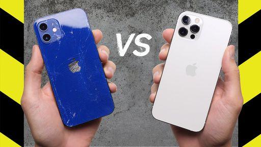 Teste de queda do iPhone 12 comprova resistência do Ceramic Shield
