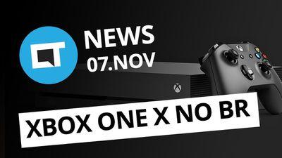 Pré-venda do Xbox One X no Brasil; Google Assistente reconhece músicas [CT News]