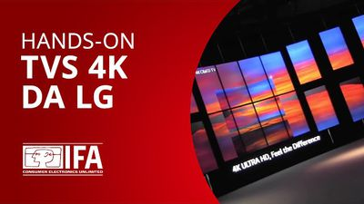 TVs 4K da LG e seu potencial de imersão digital [Hands-on | IFA 2014]