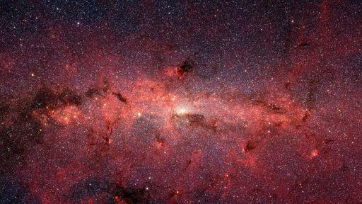 NASA revive foto incrível da Via Láctea e garante muito mais com novo telescópio