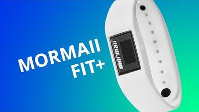 Mormaii Fit+ - um relógio inteligente que monitora seus movimentos [Análise]