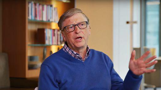 """Bill Gates investe em projeto para """"escurecer"""" o Sol contra o aquecimento global"""