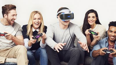Sony anuncia nova versão do PlayStation VR