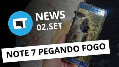 Novos Nexus (ou Pixels?), recall do Galaxy Note 7, Malware na Google Play [CTNew