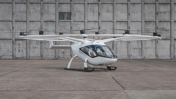 Volocopter testará carros voadores concorrentes da Embraer no Japão; veja quando