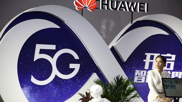 Huawei diminui dependência dos EUA em estações-base 5G com chips próprios
