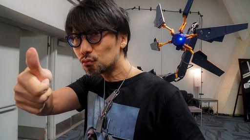 Hideo Kojima pode estar trabalhando em novo game com a Microsoft