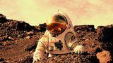 Para levar o homem a Marte, pode ser necessário usar urina e suor de astronautas