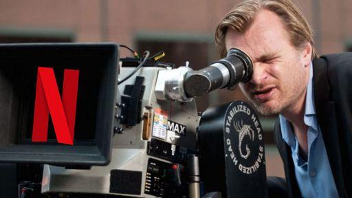 Netflix quer o próximo filme de Christopher Nolan e fará qualquer coisa por isso