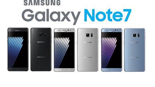 Samsung e governo dos EUA trabalham para fazer recall oficial do Galaxy Note7