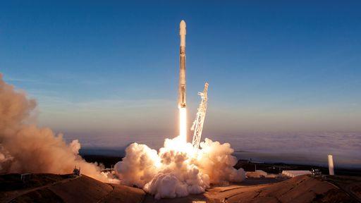 SpaceX identifica o problema no foguete Falcon 9 que atrasou a missão Crew-1