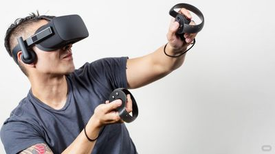 Sem querer, Facebook distribuiu controles VR com mensagens conspiracionistas