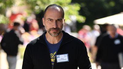 Uber oficializa Dara Khosrowshahi como seu novo CEO