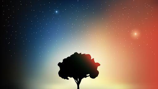O que são astros luminosos e astros iluminados?