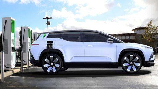 Foxconn confirma que fabricará carros elétricos para a Fisker nos EUA