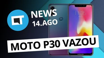 Fake views no YouTube; Detalhes do Moto P30; Pornografia no PS4 e + [CT News]