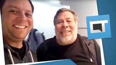 ...e demos de cara com Steve Wozniak no Vale do Silício! [Dicas e Matérias]