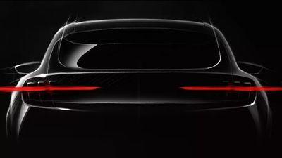 Ford lançará em 2020 SUV elétrico inspirado no Mustang