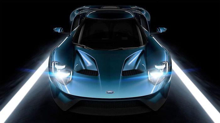 Microsoft anuncia Forza Motorsport 6 com Ford GT na capa; veja vídeo