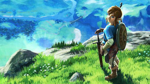 Streamer termina Zelda: Breath of the Wild sem pisar duas vezes no mesmo lugar