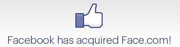 Facebook compra Face.com
