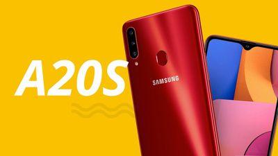 """Galaxy A20s: mais um """"s"""" de um """"A"""" da Samsung [Unboxing/Hands-on]"""
